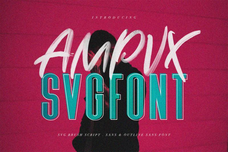 ampvx-svg-brush-font-free-sans