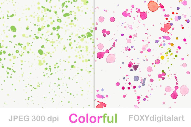 watercolor-paper-paint-splatter-brush-strokes-ink
