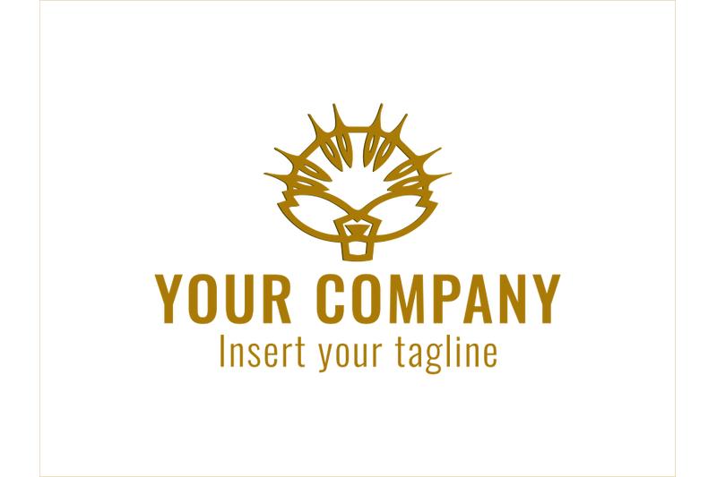 logo-gold-vector-fan-motif-ornaments