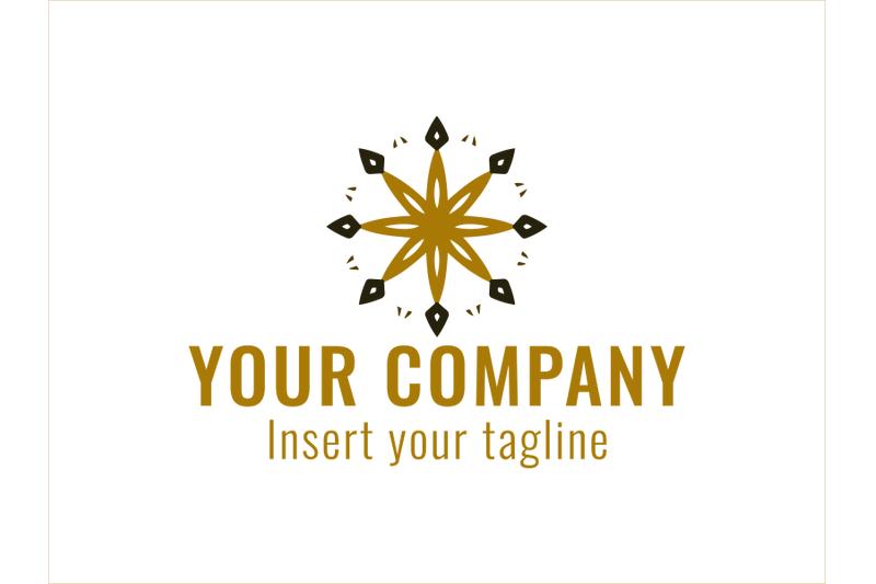 logo-gold-vector-star-with-arrowhead