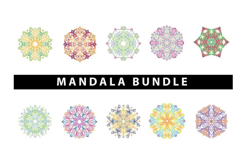 mandala-bundle-vintage-color