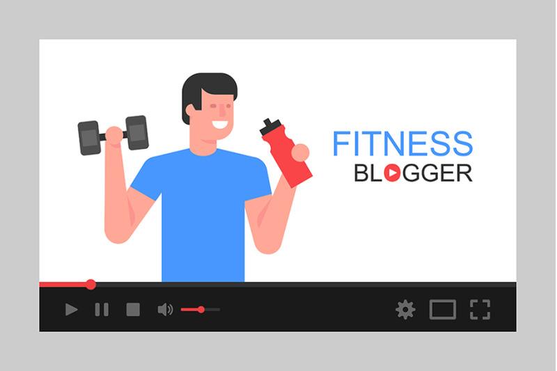 athletic-man-blogger