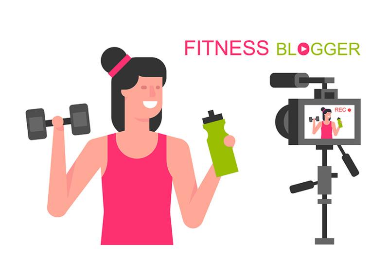 athletic-women-blogger