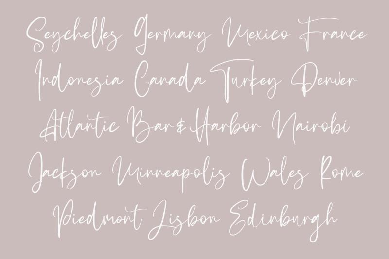 elosiam-script-typeface