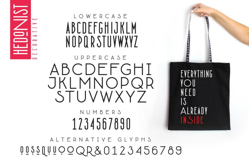hedonist-modern-sans-serif