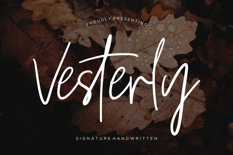 vesterly-signature-handwritten