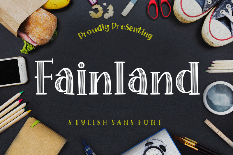 fainland-stylish-sans