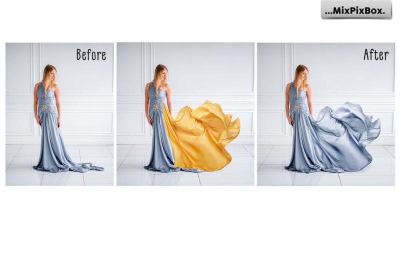 gold-satin-photo-overlays