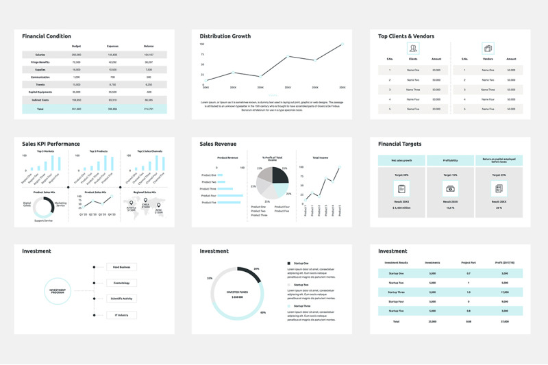 2020-year-report-powerpoint-presentation-template