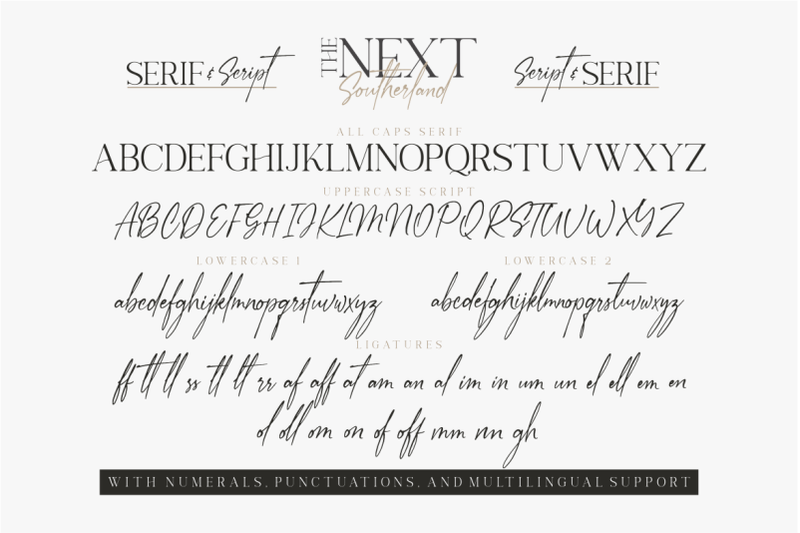 the-next-southerland-font-duo