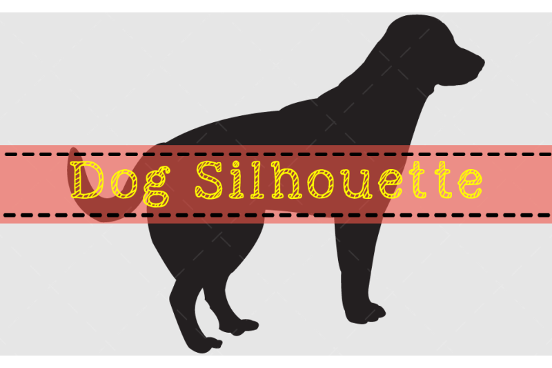 dog-nbsp-silhouette