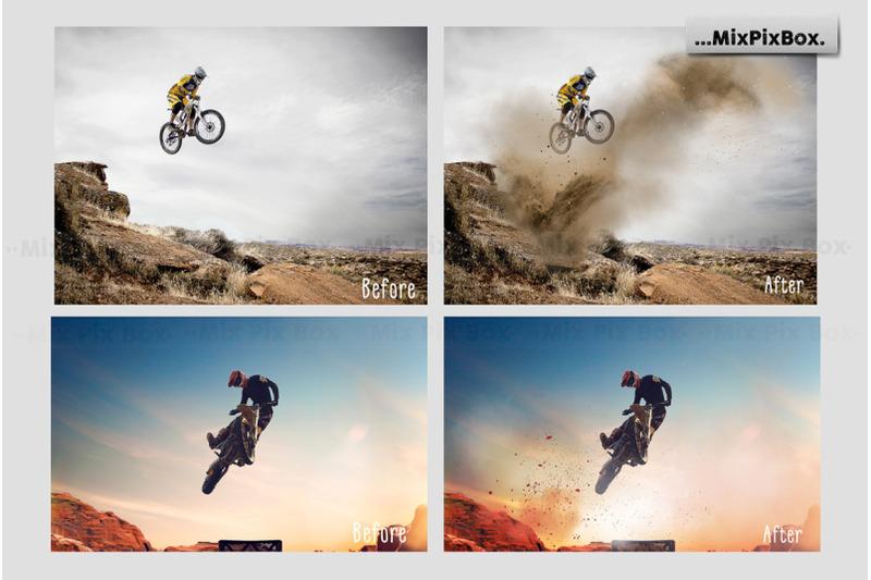 dirt-explosion-photo-overlays