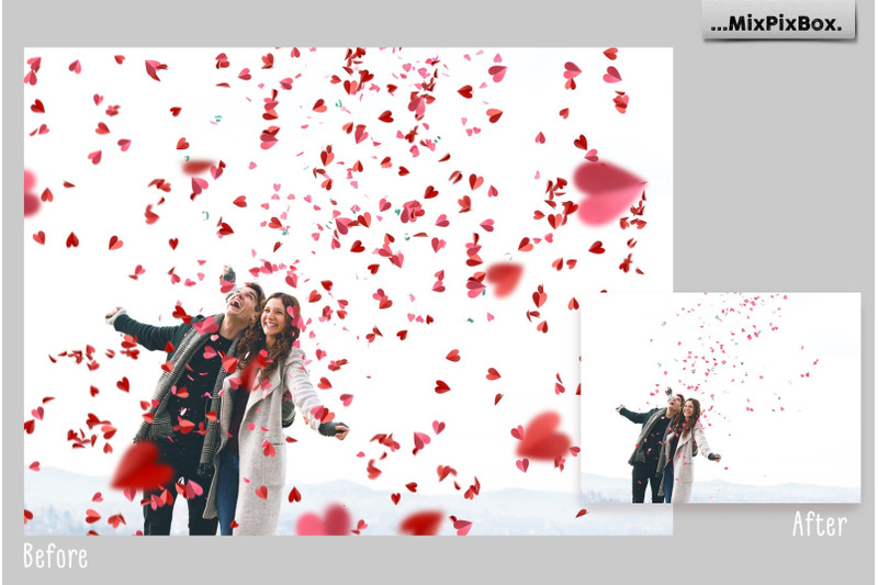 red-paper-hearts-overlays