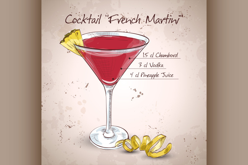 french-martini-cocktail