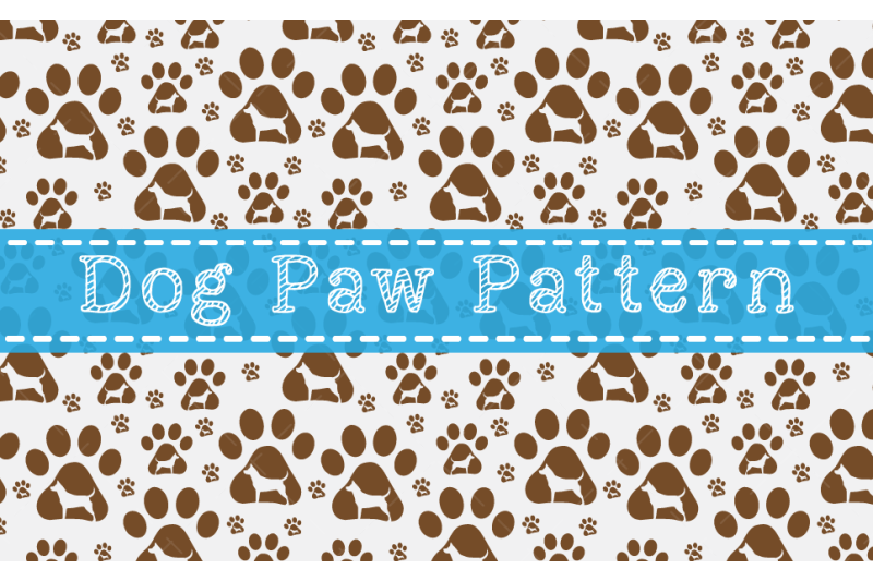 dog-paw-pattern