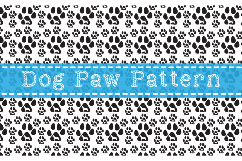 dog-paw-pattern
