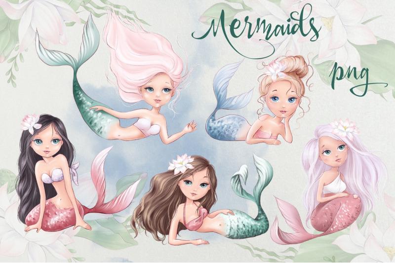 mermaid-story