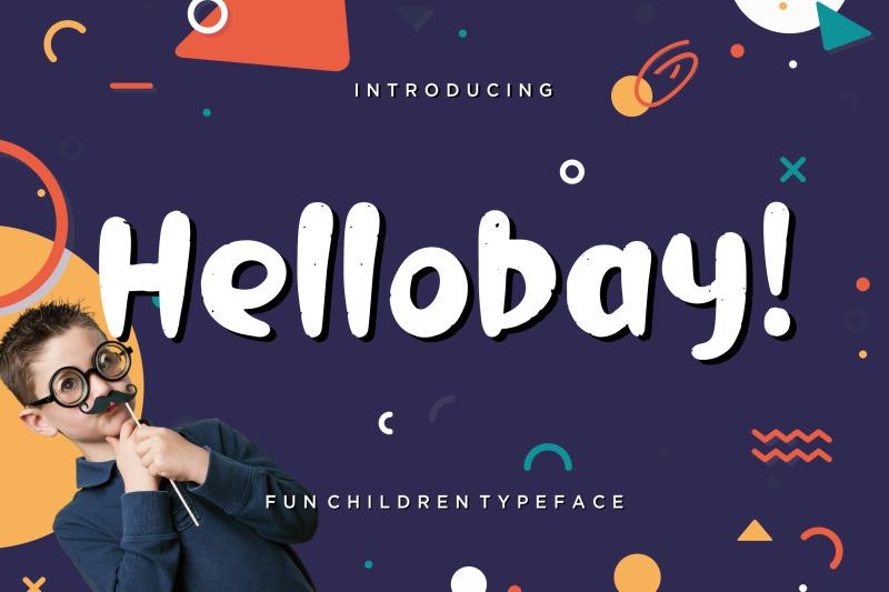 hellobay-fun-children-typeface