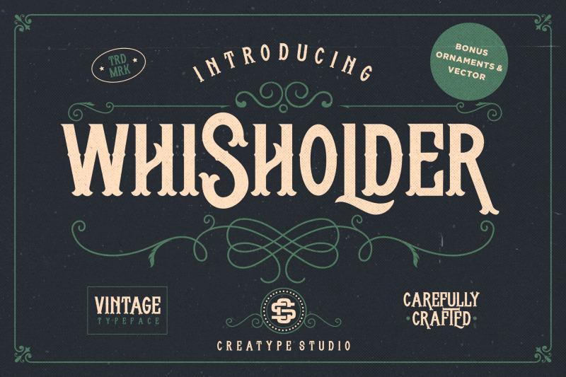 whisholder-vintage-amp-ornaments