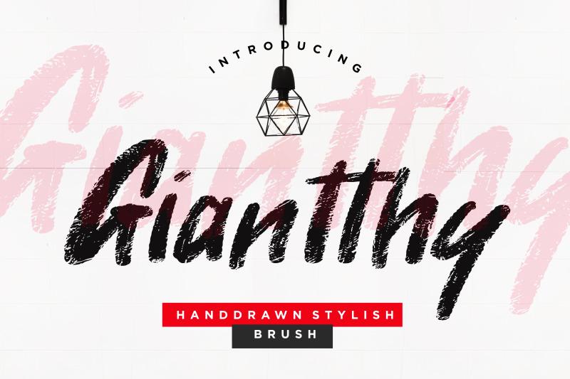 giantthy-handdrawn-stylish-brush