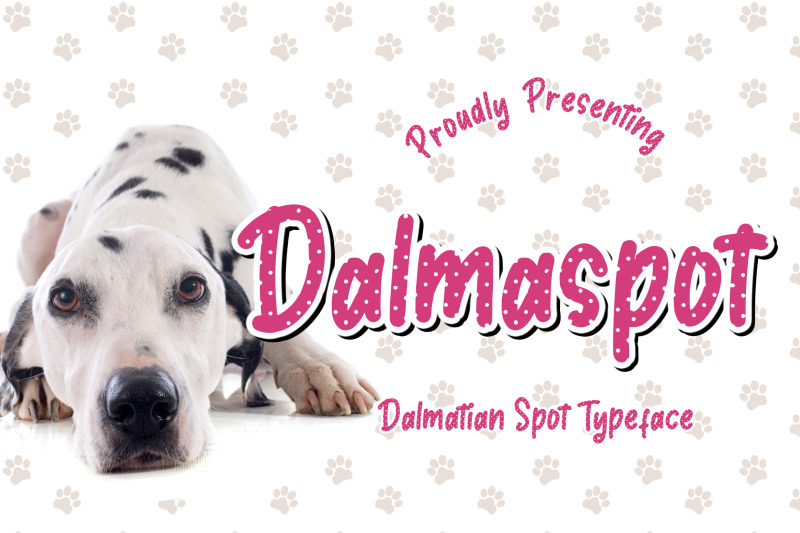 dalmaspot-dalmatian-spot-typeface