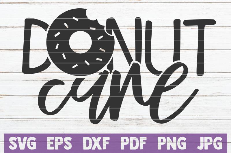 donut-care-svg-cut-file