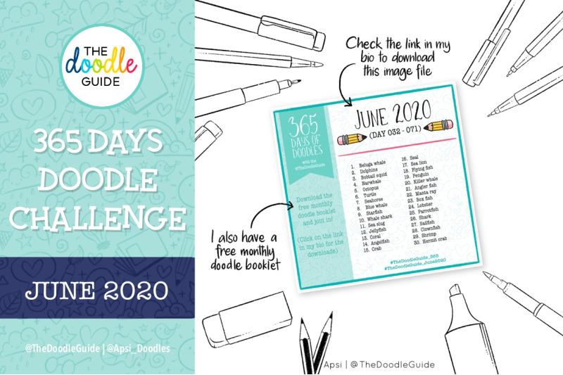 june-365-doodle-challenge