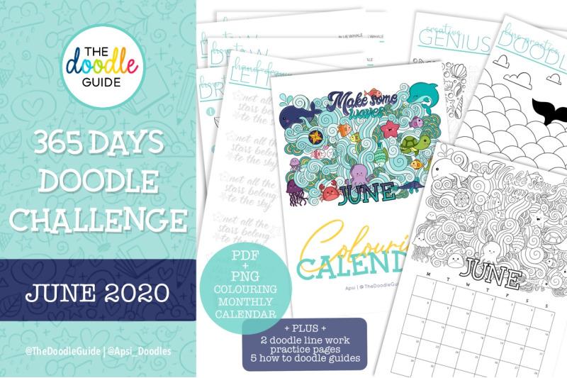 june-colouring-calendar-doodle-guides