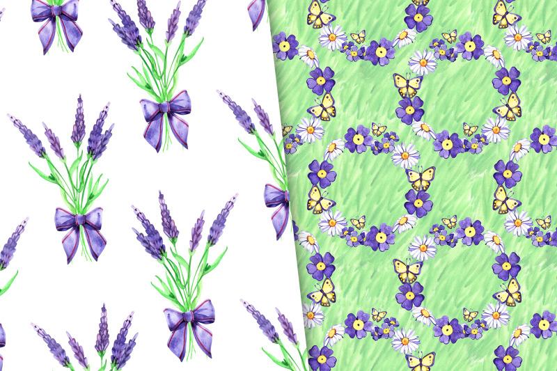 summer-garden-digital-paper