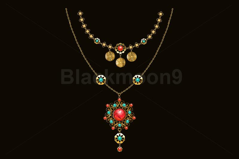 ethnic-pendant