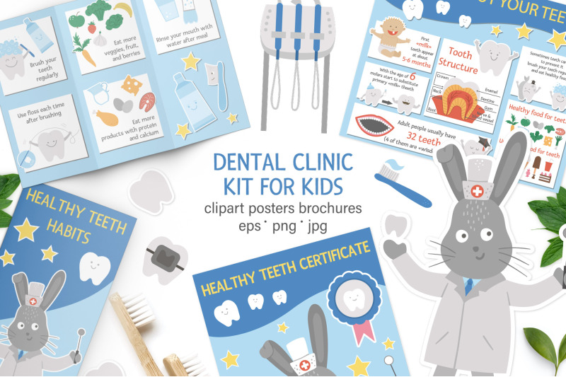 dental-clinic-kit-for-kids