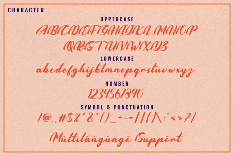 coldcoast-modern-handwritten-script