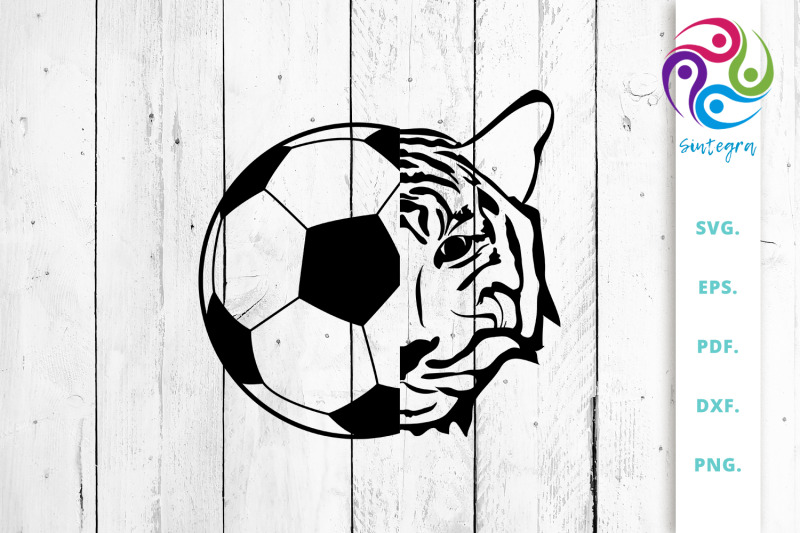 soccer-football-ball-with-tiger-face-svg-cut-file