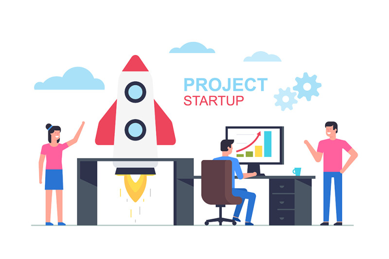 successful-launch-of-startup