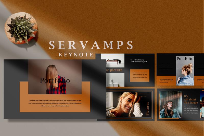 servamps-dark-minimal-fashion-keynote-template