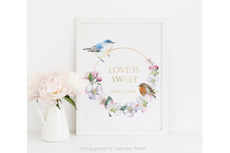 watercolor-spring-birds