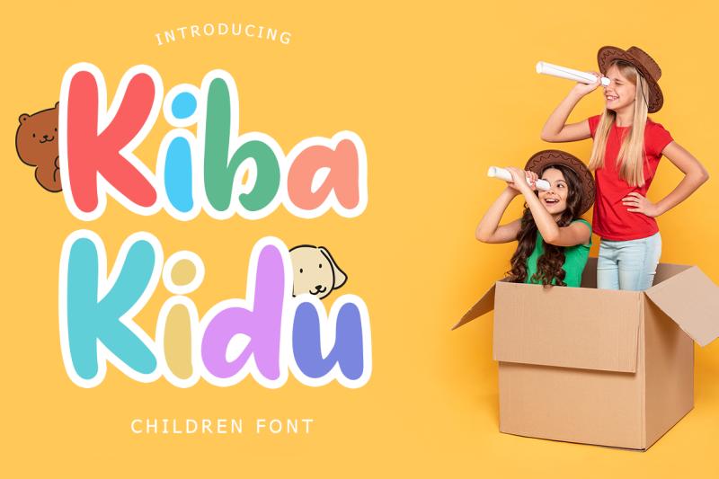 kiba-kidu