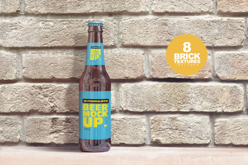 brick-backgrounds-beer-mockup