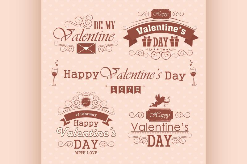 valentines-day-set-labels-emblems-and-decorative-elements