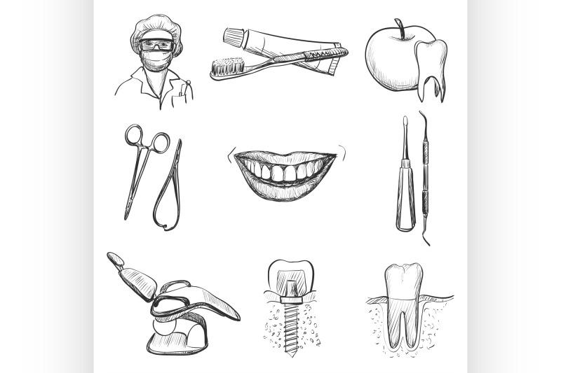 dental-icons-reflection-theme