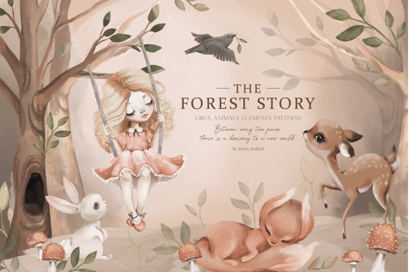 the-forest-story