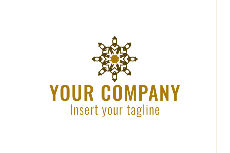 logo-gold-vector-dominant-brown-color