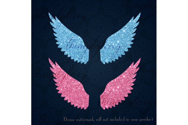 100-glitter-angel-wings-valentine-cupid-christmas-angel-png