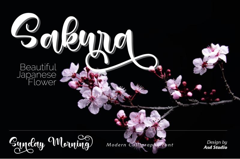 sunday-morning-modern-calligraphy