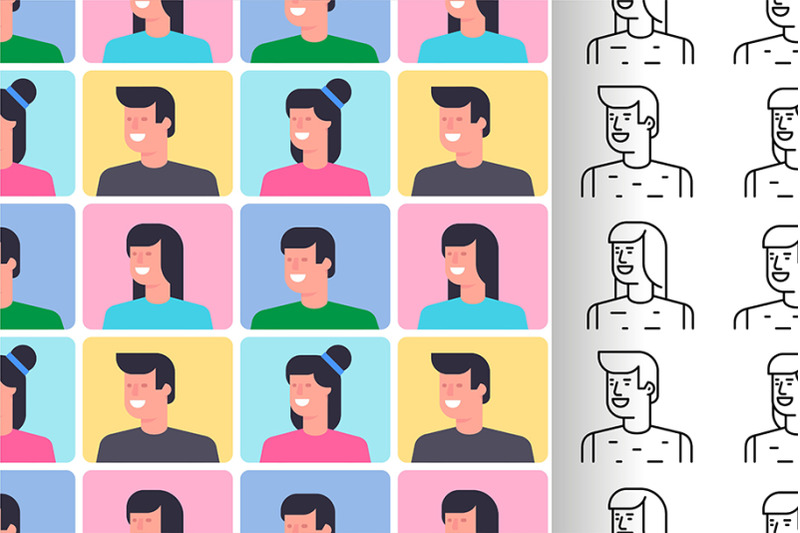 seamless-pattern-with-people-icons