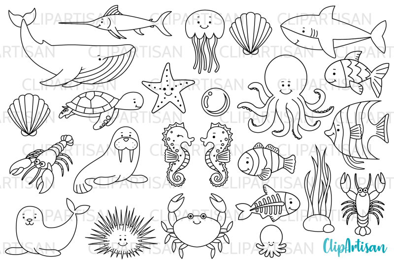 sea-creatures-digital-stamps-under-the-sea-clip-art-whale