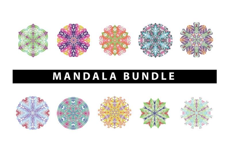 mandala-pack-vector-art