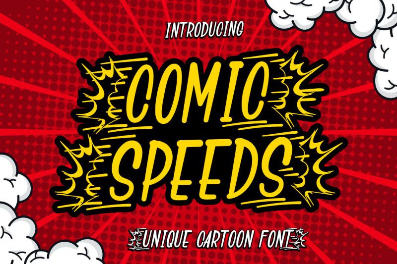 comic-speeds