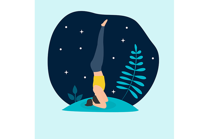 collection-of-nbsp-13-abstract-yoga-sport-background-set-vector
