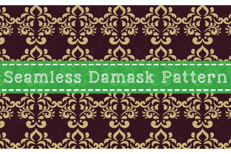 seamless-damask-pattern-design